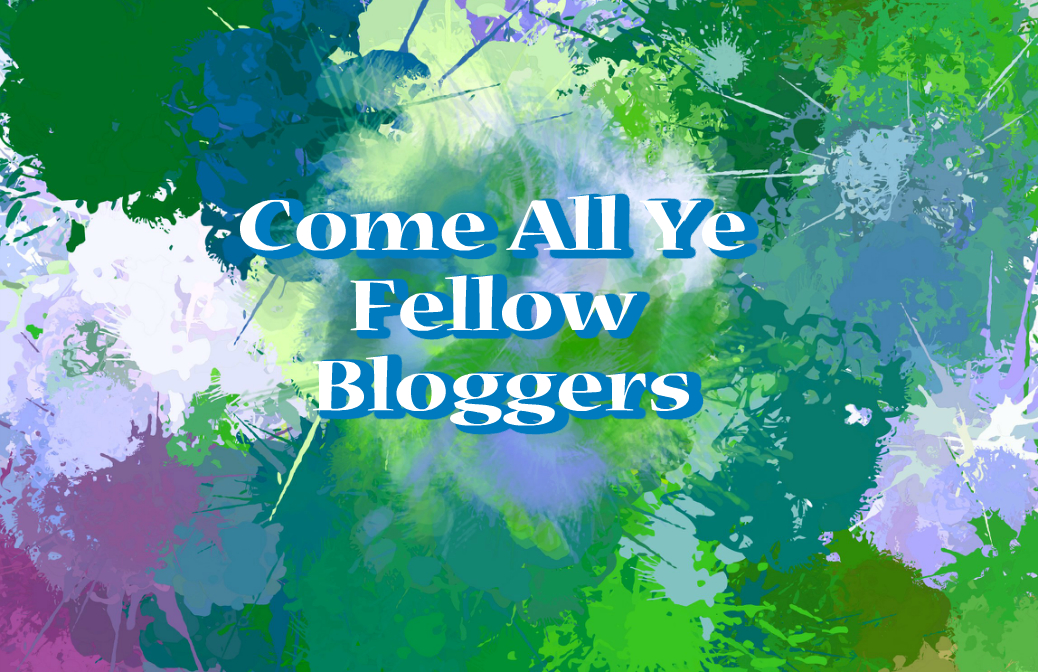 Picture asking for fellow bloggers to join my blog.