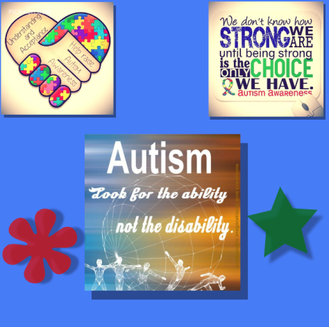 Autism Awareness Month is in April