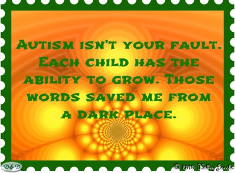 April is Autism Awareness Month Won't You Join Our Project?