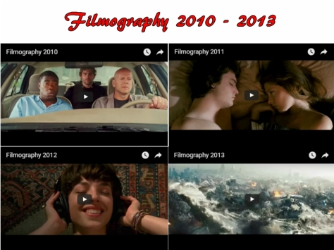 Gen Ip YouTube Filmography Collage