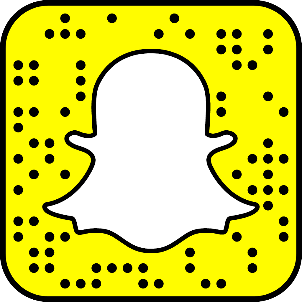 My Snapcode for SnapChat